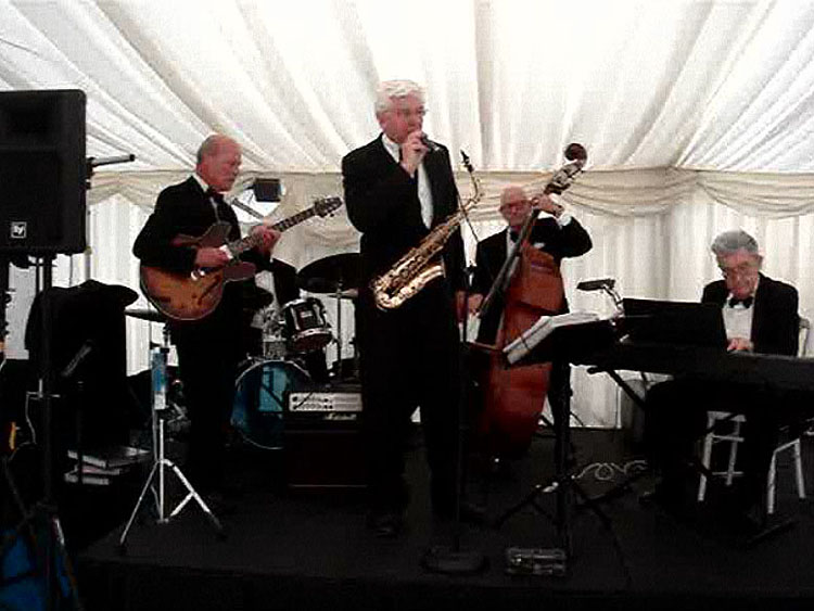 The EG Jazz Quintet in London