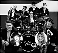 The CF Rhythm & Blues Band in England