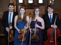 The HZ String Quartet in Esher, Surrey