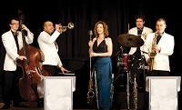 The FS Swing and Blues Band in Shropshire