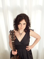 Lisa - Vocalist and guitarist in County Durham