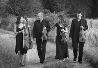 The KI String Quartet in Gloucestershire