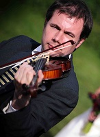 Violinist - Simon in the Chilterns, the South East