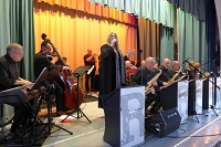 The RB Big Band in Tring, Hertfordshire