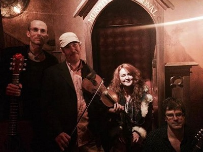 The TDS Ceilidh / Barn Dance Band in Herefordshire