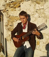 Classical Guitarist - Andrew in the East Midlands