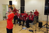 The RR Ceilidh / Barn DanceBand in Sussex