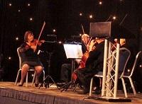 The RM String Quartet in Lincolnshire