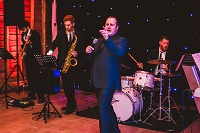 The KH Jazz Band in the East Midlands