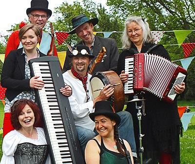 The BC Ceilidh / Barn Dance Band