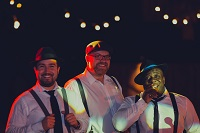 The MV Swing Band in the West Midlands
