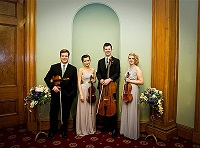 The RL String Quartet in Lincolnshire