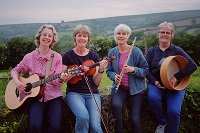 Calico Barn Dance Band in the South West