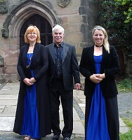 The SC String Trio in Shropshire