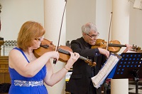 The SC String Duo in Leicestershire