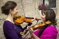 The AB String Duo in Tyne and Wear, the North East