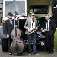 The AL Jazz Trio in Shropshire