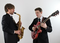 The JZ Jazz Duo in Hertford, Hertfordshire