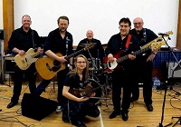 The RB Ceilidh & Covers Band in Central Scotland