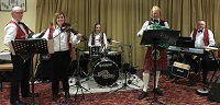 The SM Ceilidh Band in the East of England