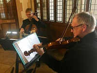 The FS String Duo in Dorset
