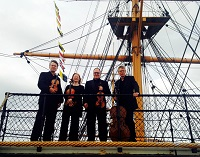 The FS String Quartet in Buckinghamshire