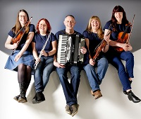 The CS Ceilidh/ Barn Dance Band in Yorkshire