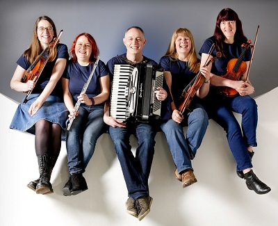 The CS Ceilidh/ Barn Dance Band