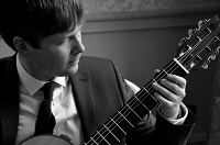 Classical guitarist - Adam in the East Midlands