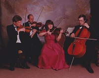The FT String Quartet in Bedford, Bedfordshire
