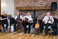 The MN Barn Dance/ Ceilidh Band in Cheshire