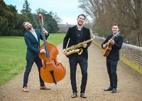The CP Jazz Trio in Oxfordshire