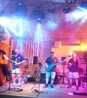 The CC Party/ Covers Band in Cornwall
