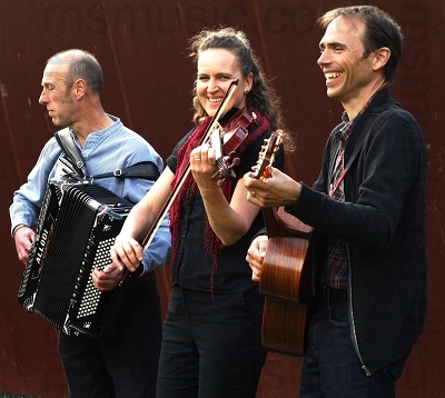 The SL Barn Dance/Ceilidh Band in Central London, London