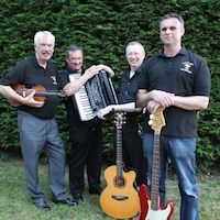 The BM Ceilidh Band in Norfolk