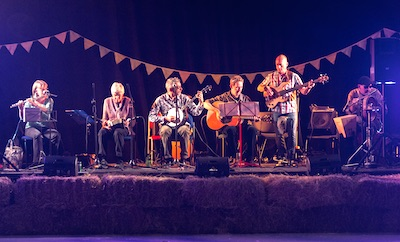 The BC Ceilidh Band in Derbyshire