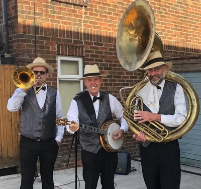 The Erstwhile Trio in Staffordshire